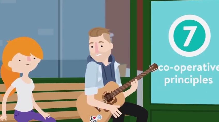 Screen Shot for Cooperative Principles Video