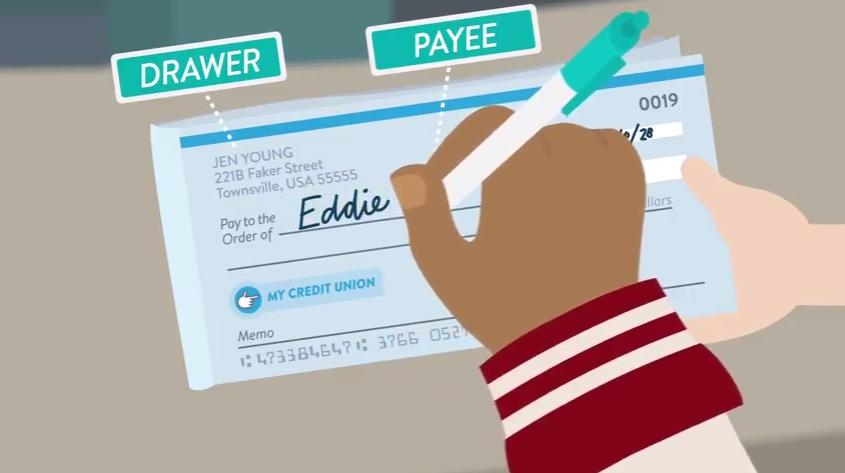 Screen Shot for Know Your Checking Account Video