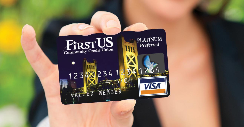 First U.S. Visa Card